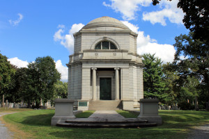 Newark NJ Mausoleum