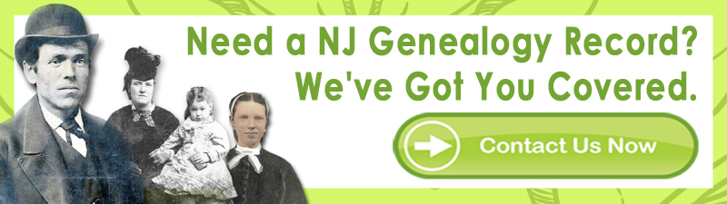 new jersey genealogy records
